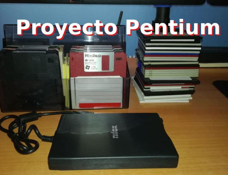 Proyecto Pentium – 3. Instalando MS-DOS